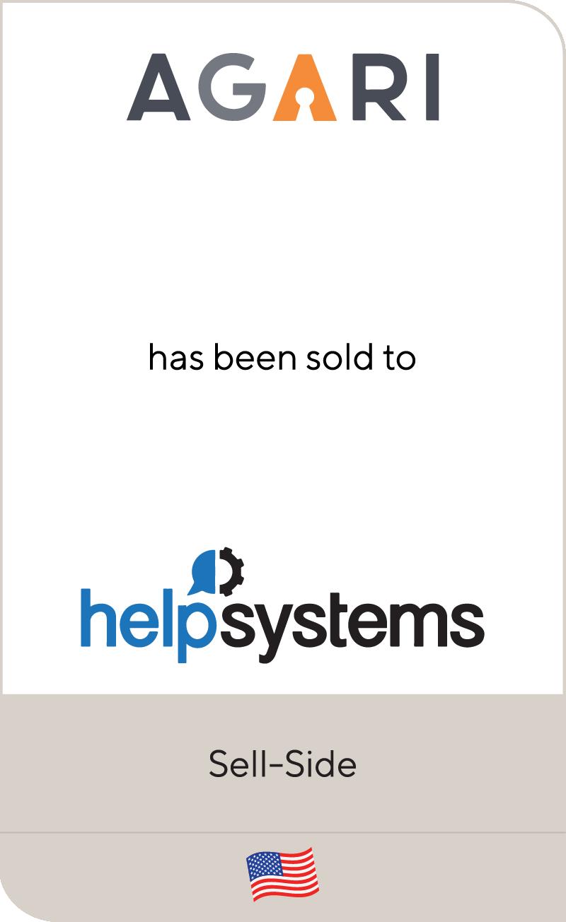 AGARI HelpSystems 2021