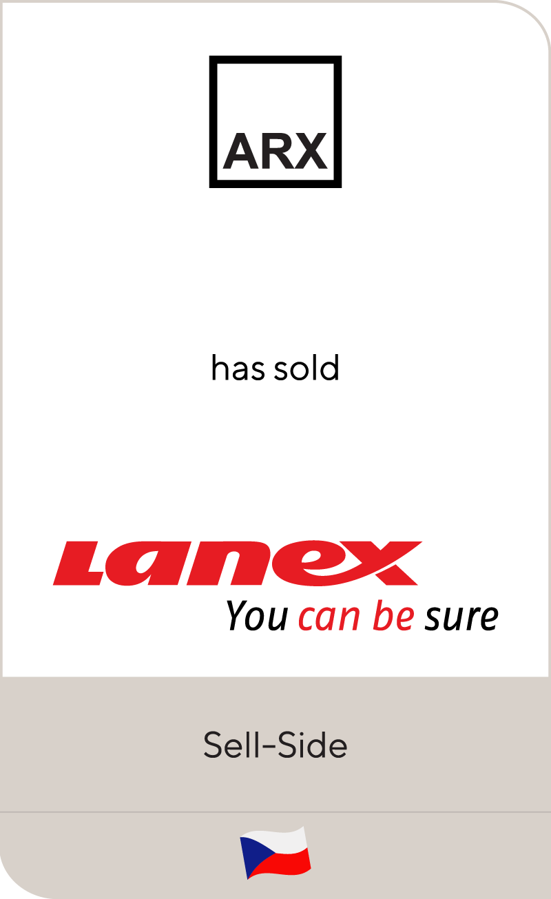 ARX Private Equity has sold LANEX to Drandy