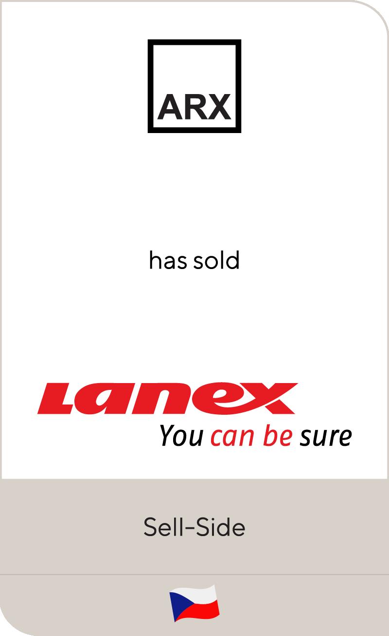 ARX has sold Lanex