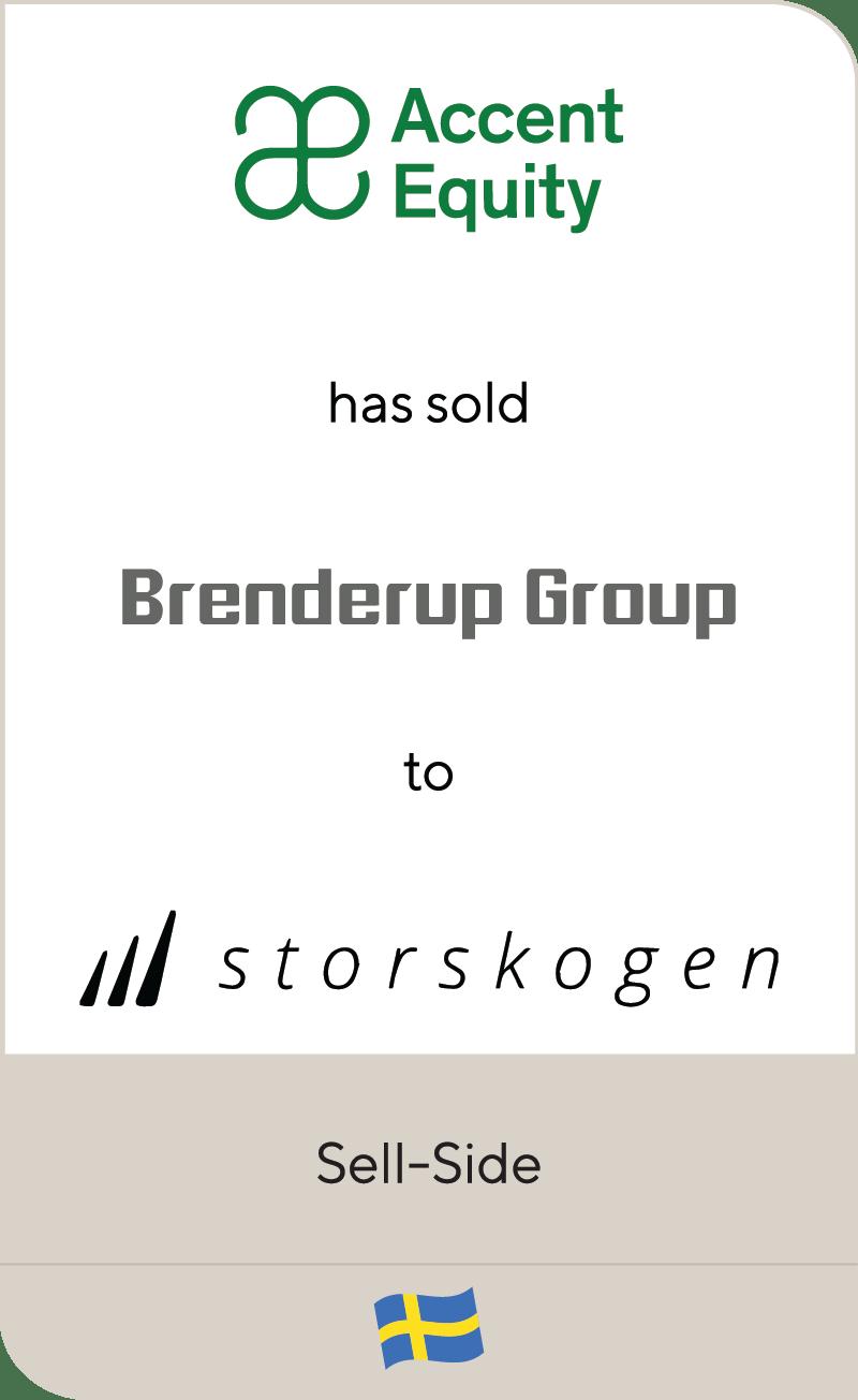 Accent Equity Brenderup Storskogen 2021