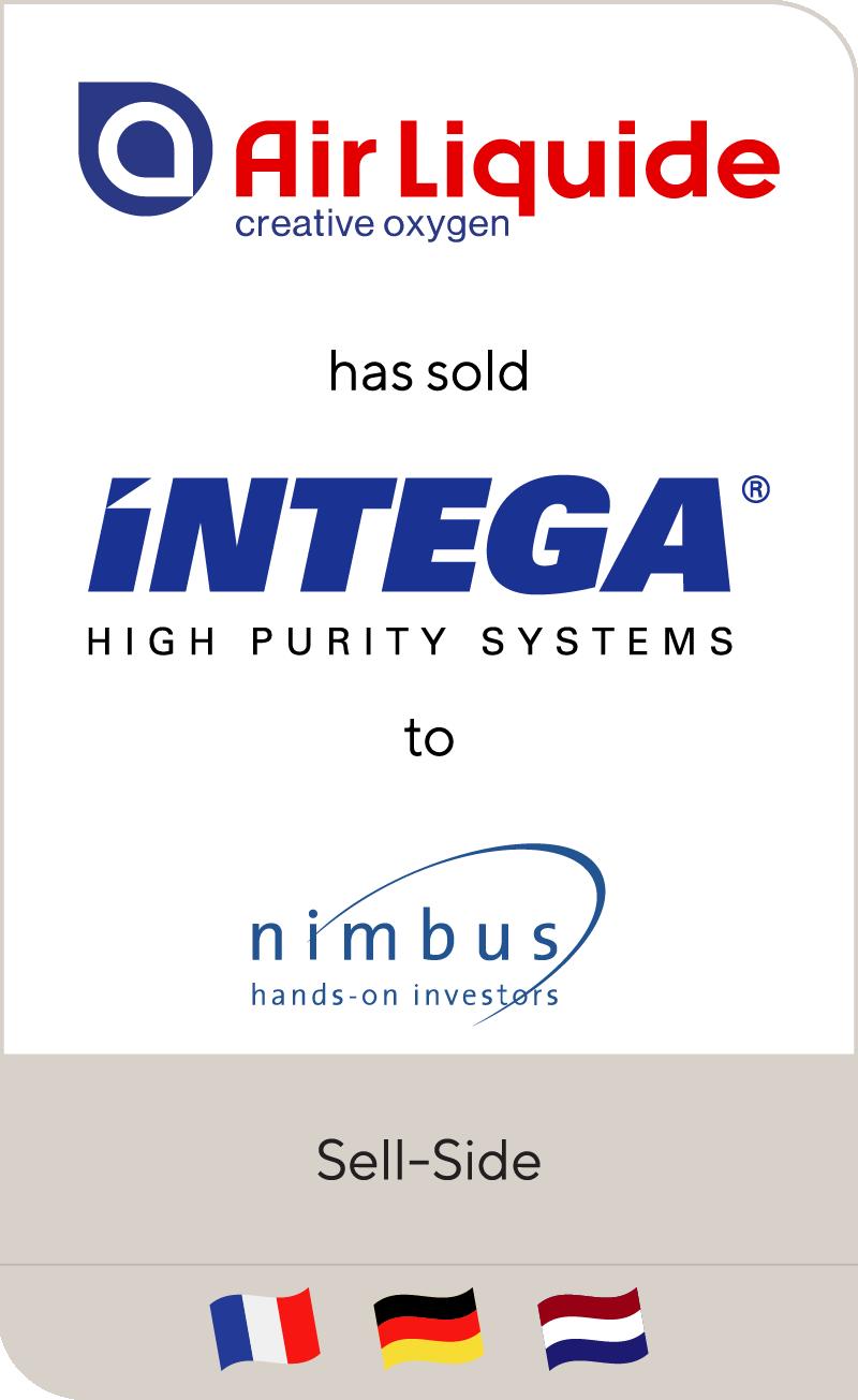 Intega has been sold to Nimbus