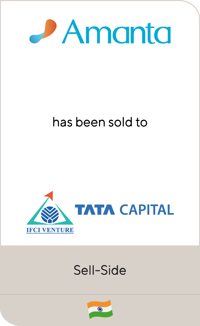 Amanta Healthcare has acquired Tata Capital India
