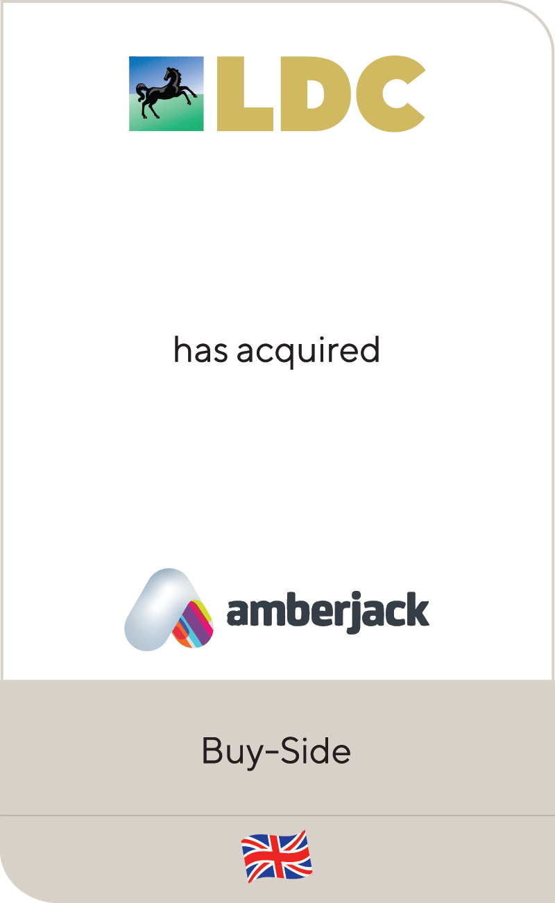Amberjack Lloyds Development Capital 2019