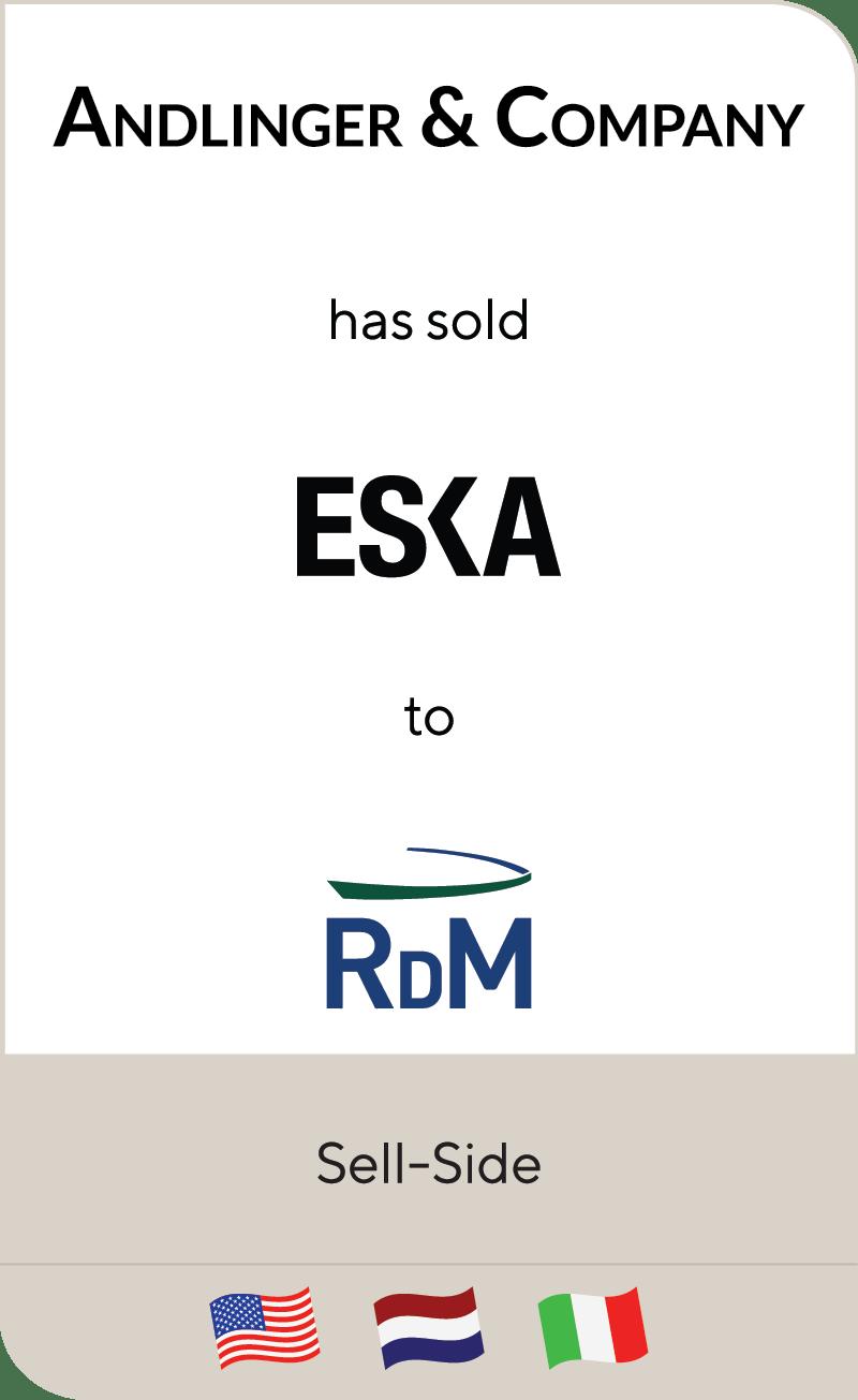Andlinger And Company ESKA RDM 2021