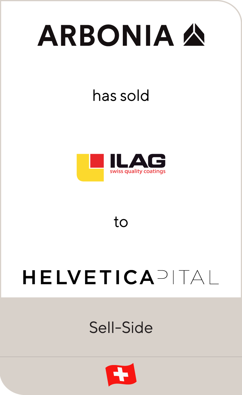 Arbonia has sold LIAG to Helvetica