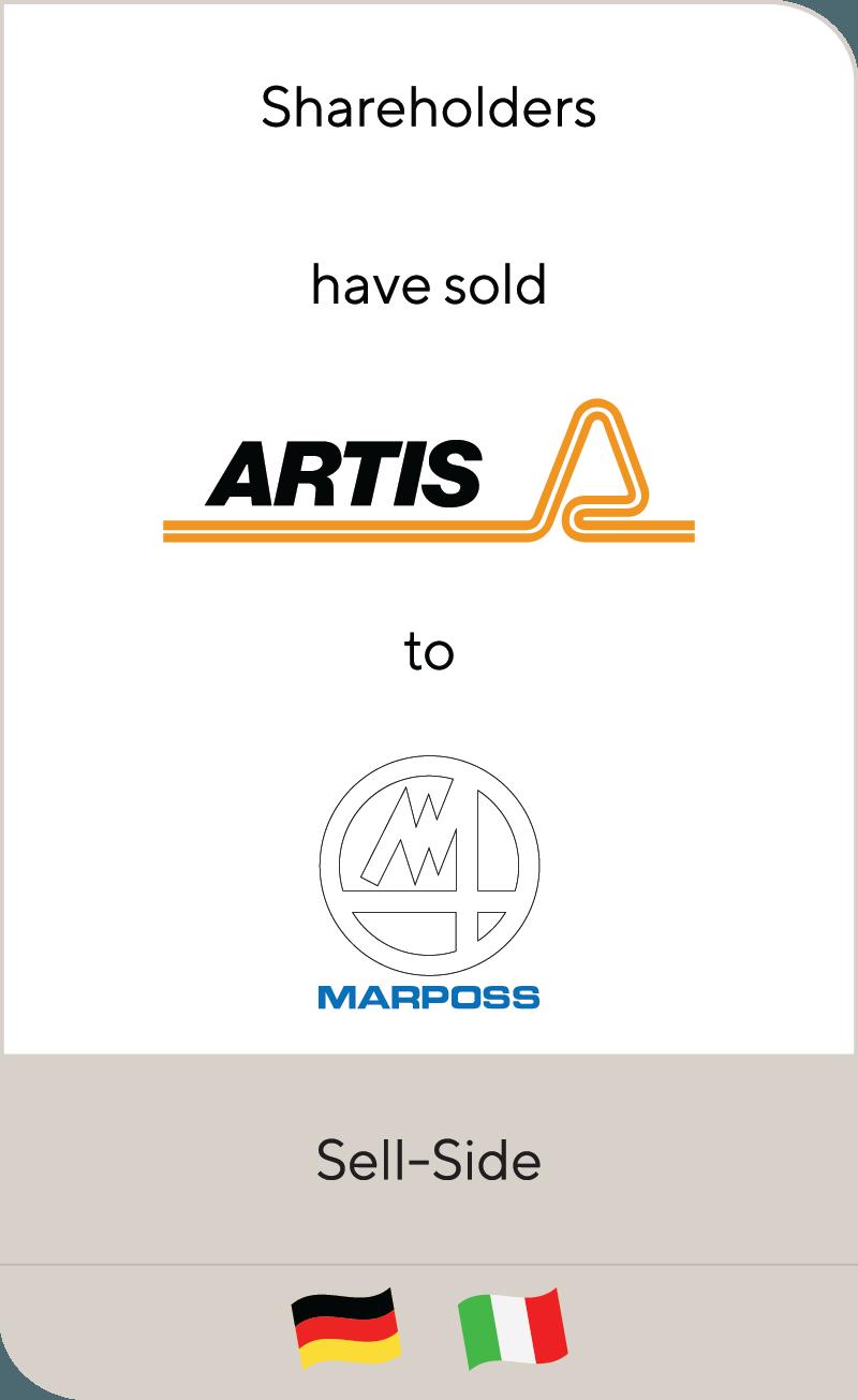 Artis Marposs 2008