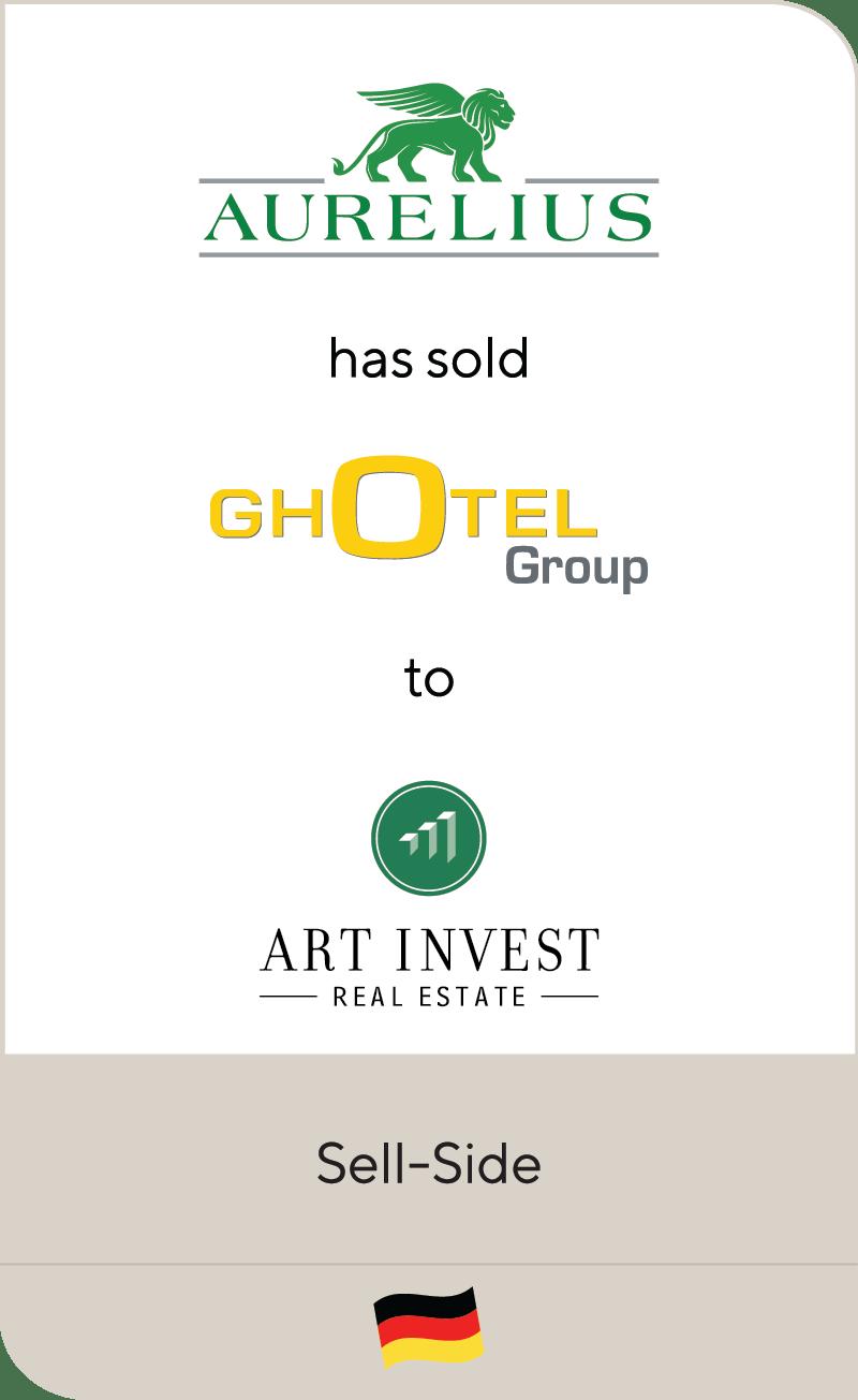 Aurelius Ghotel Art Invest 2020