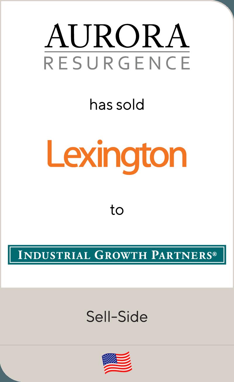 Aurora Resurgence Lexington Industrial Growth Partners 2011