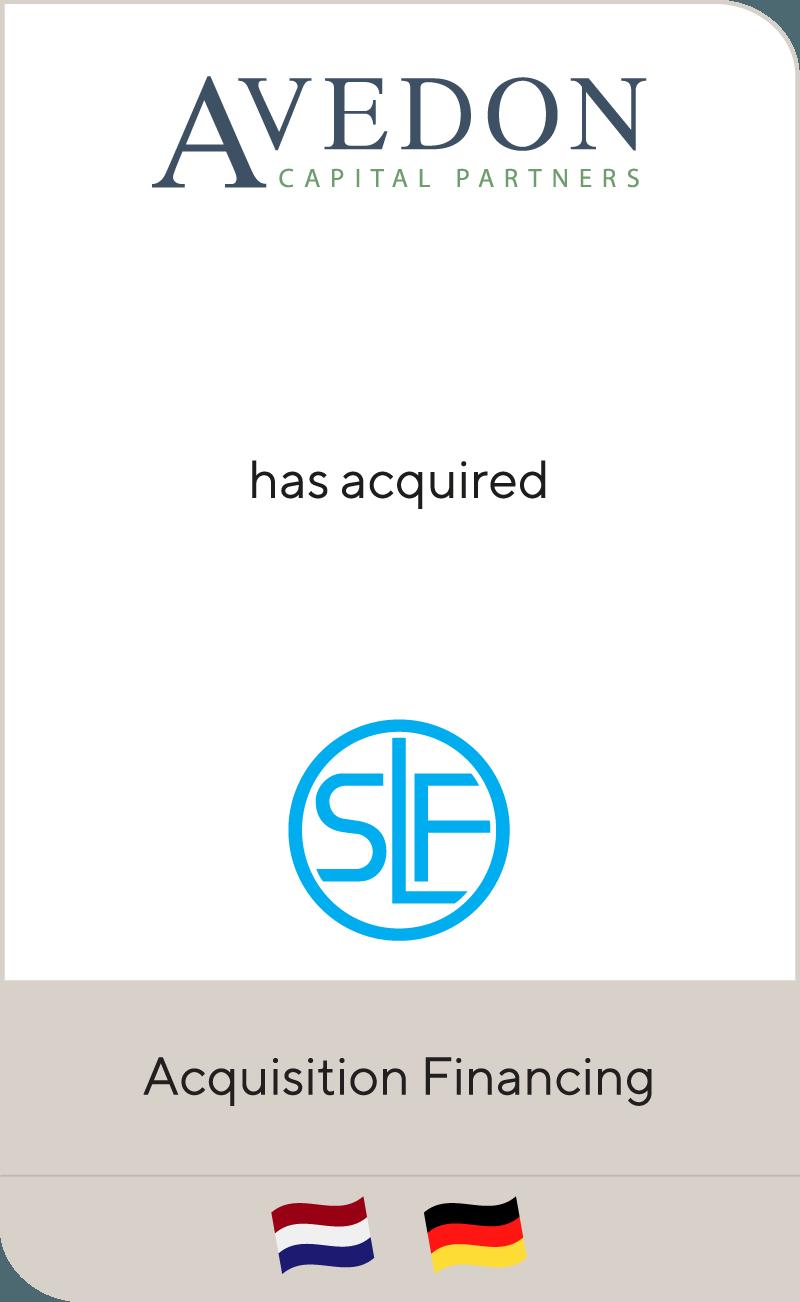 Avedon Capital Partners has acquired SLF Fraureuth GmbH
