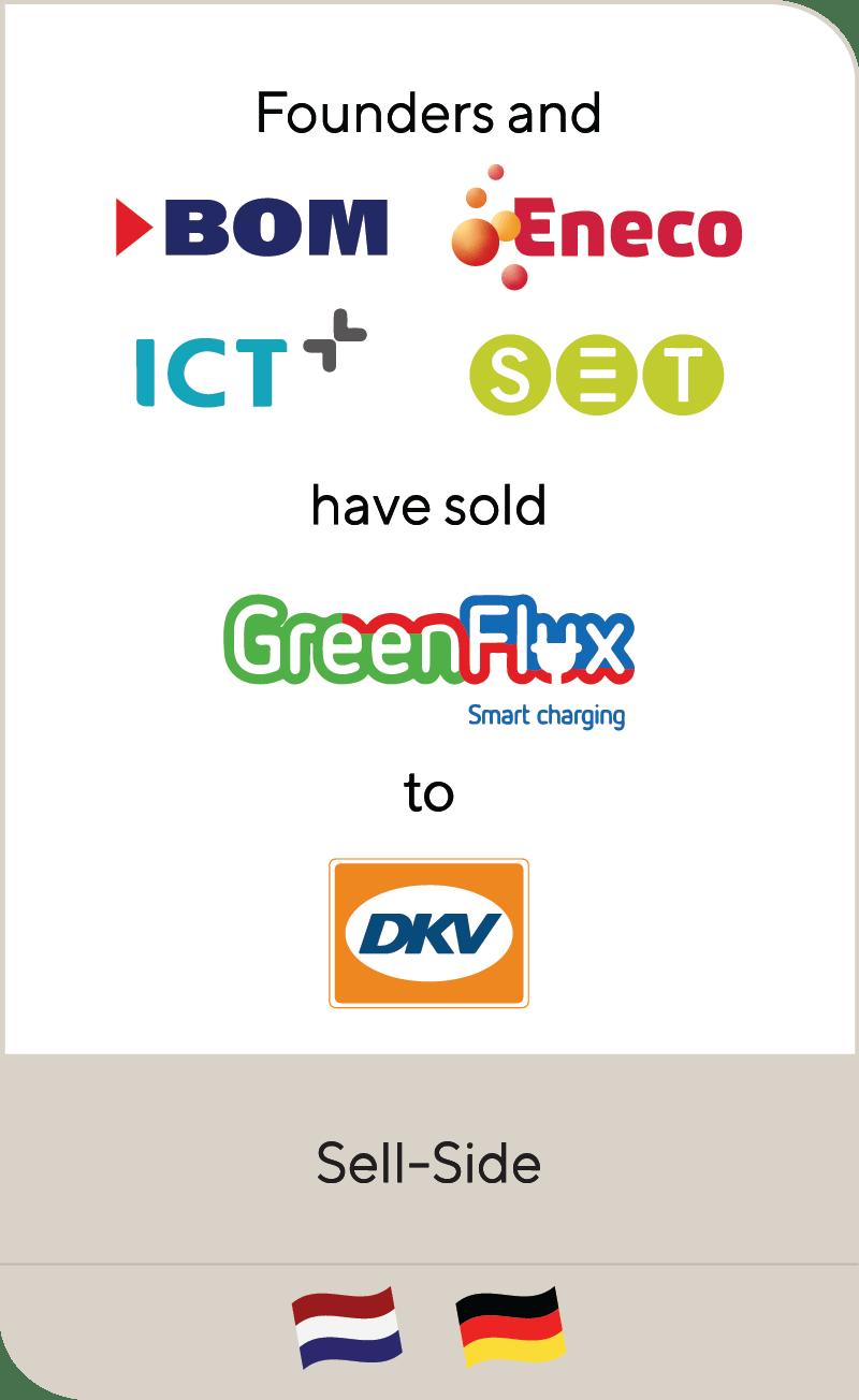 BOM Eneco ICT Group SET GreenFlux DKV 2021