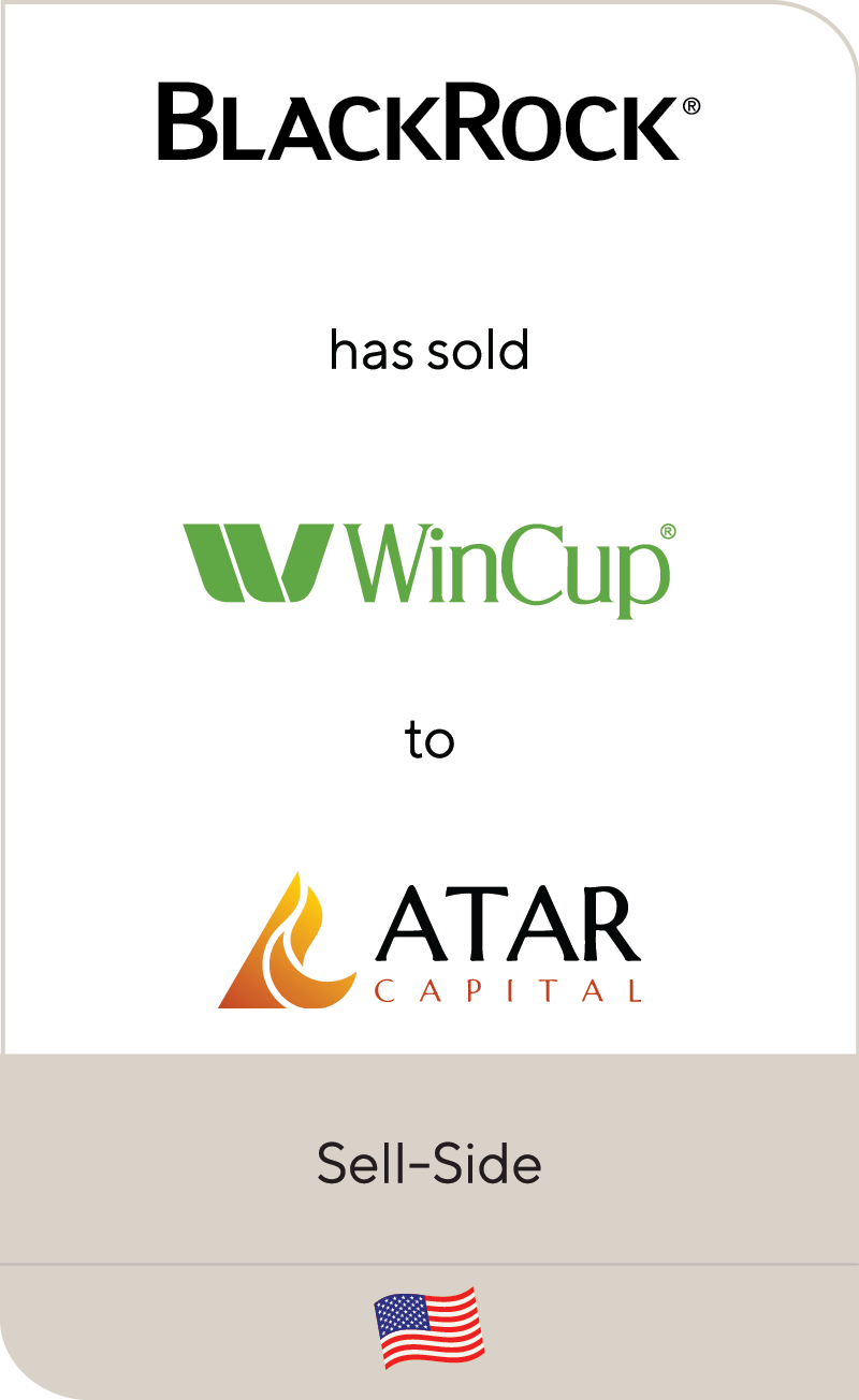 BlackRock Wincup Atar Capital 2020