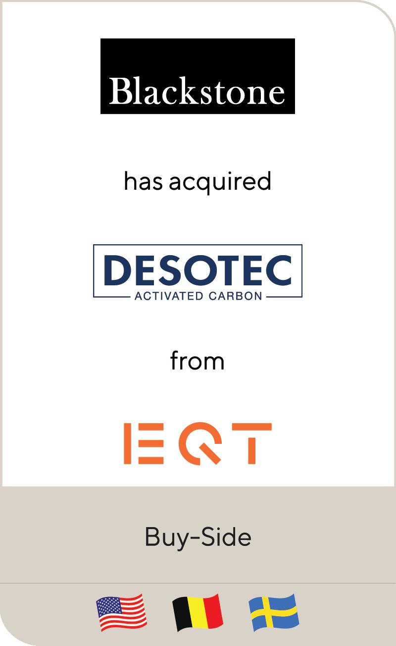 Blackstone_Desotec_EQT_2021
