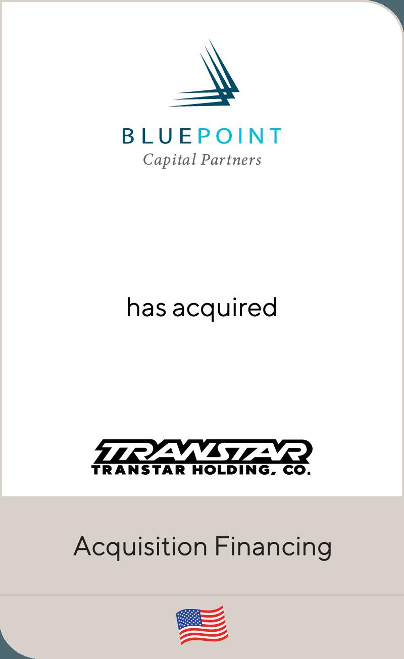 Blue Point Capital Transtar Industries 2021