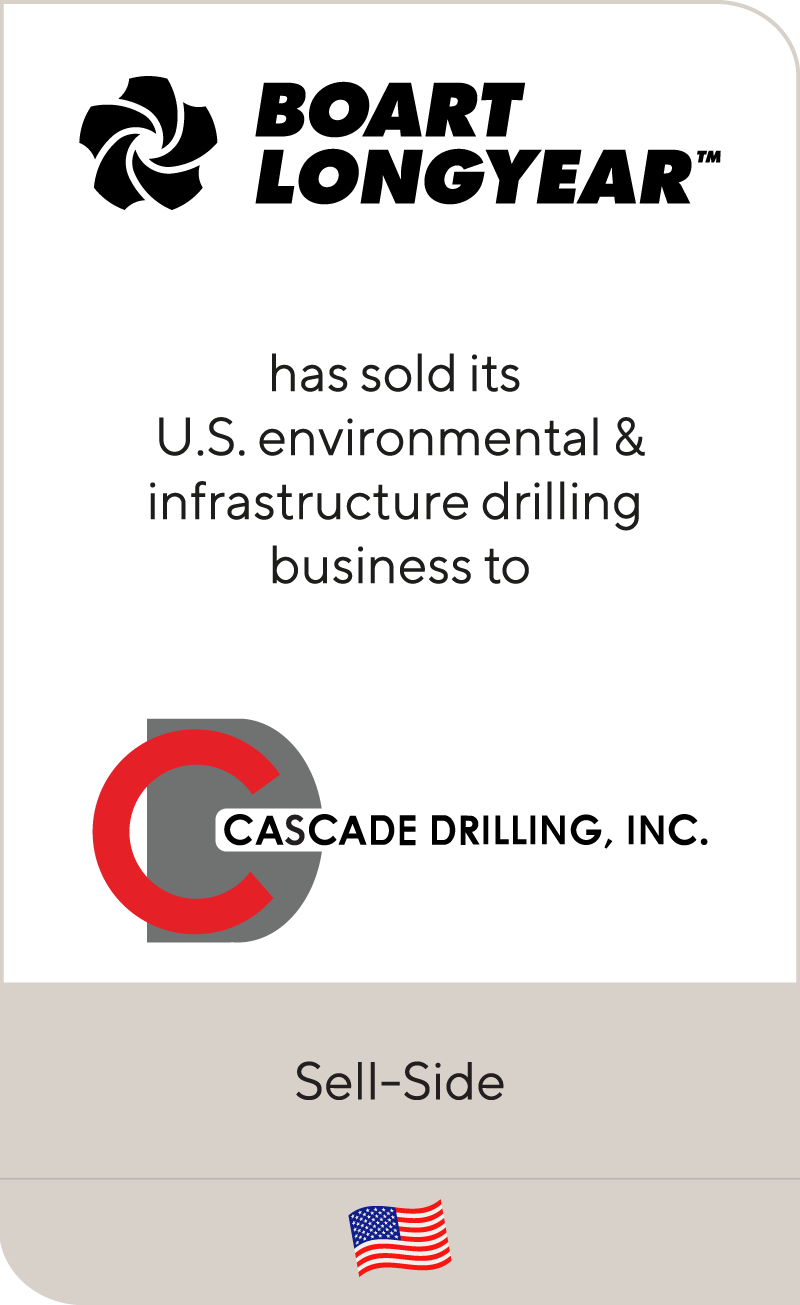 Boart Longyear Cascade Drilling 2013