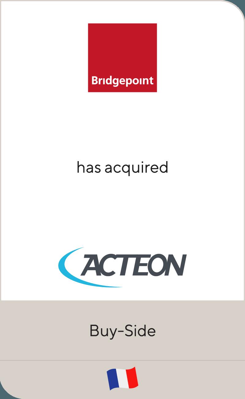 bridgepoint development capital