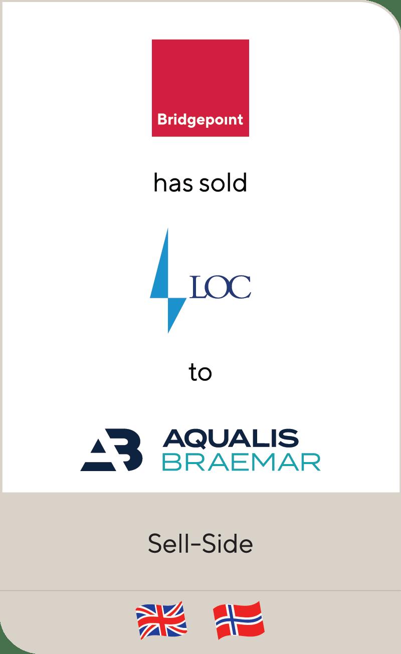 Bridgepoint LOC Group AqualisBraemar 2020