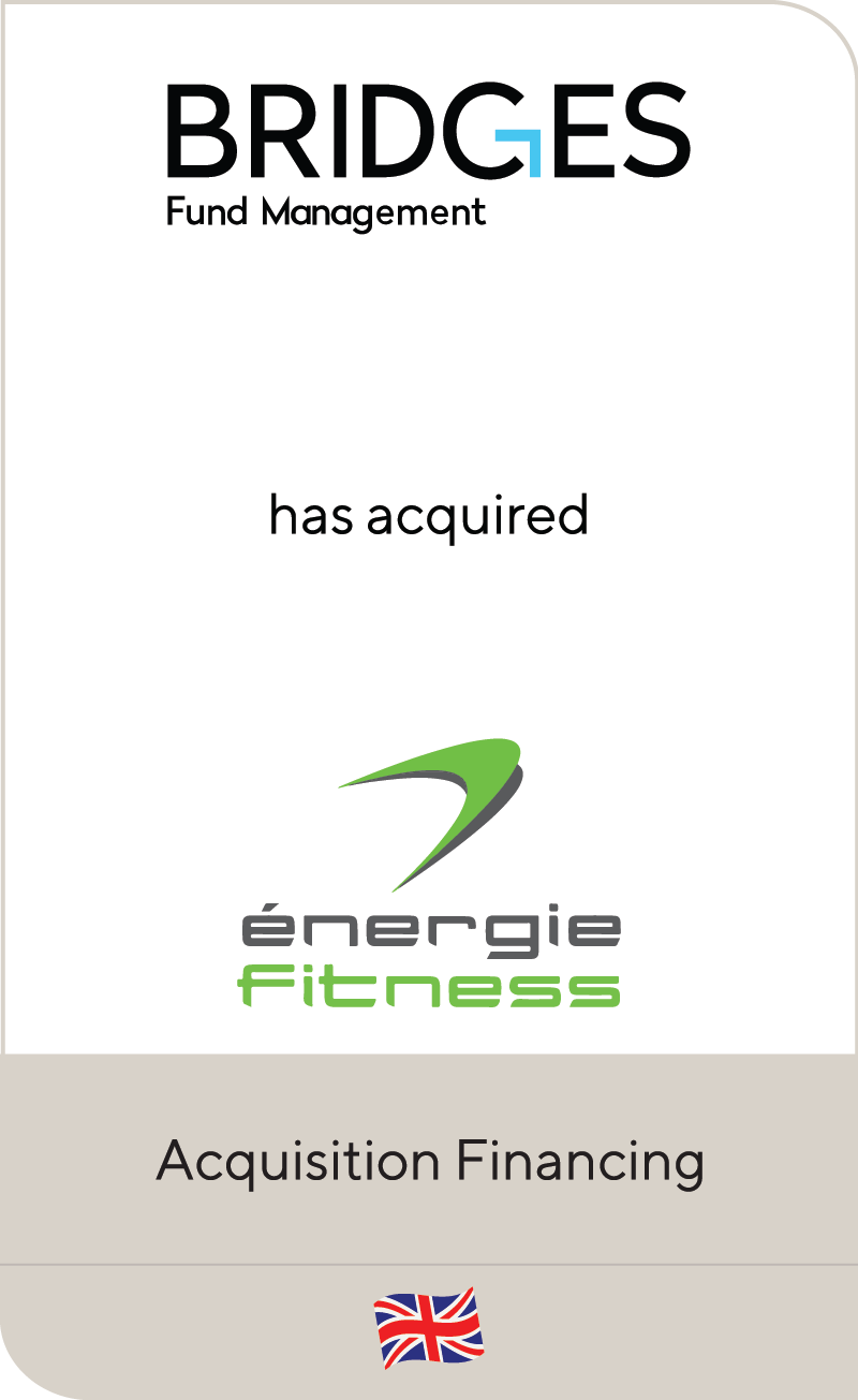 Bridges Energi Fitness 2019