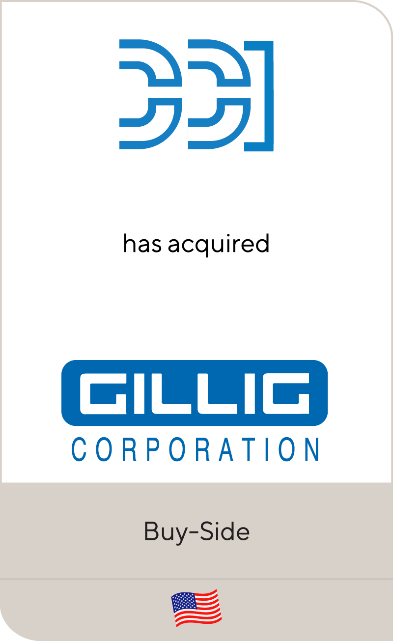 CCI Industries Gillig Corporation 2008