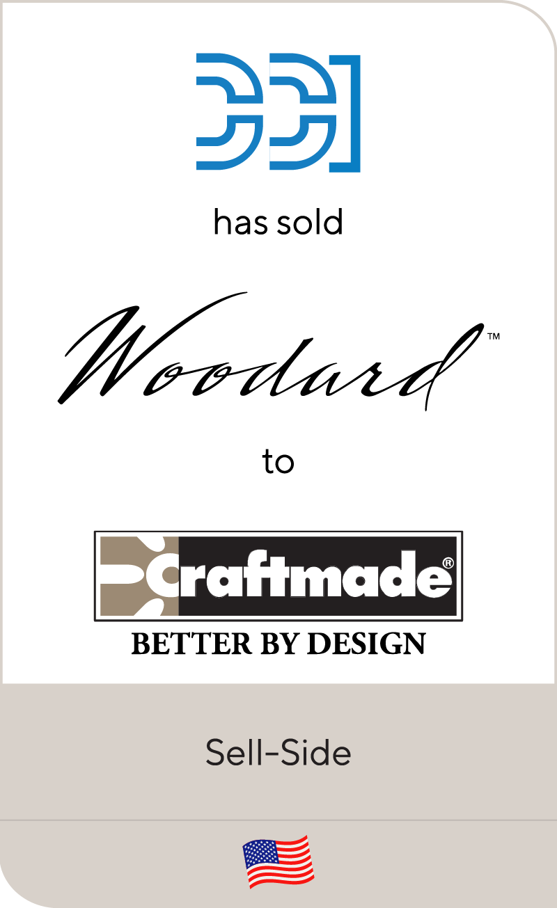 CCI has sold Woodard to Craftmade
