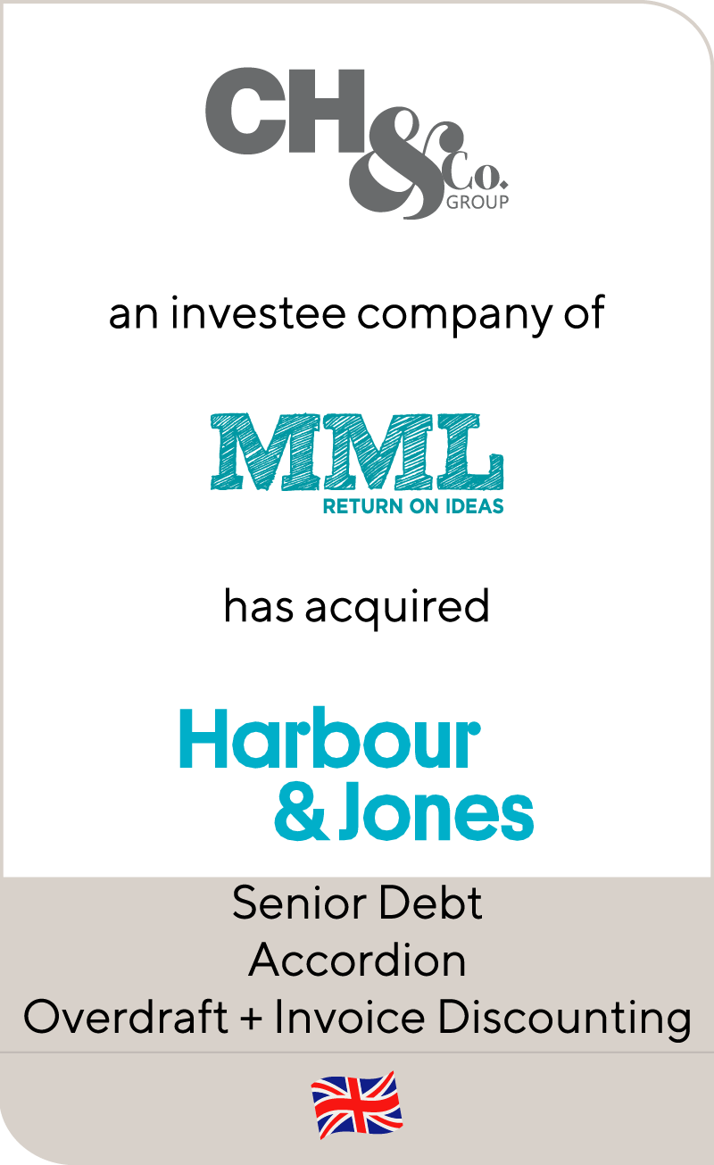 CH & Co MML Harbour Jones 2017