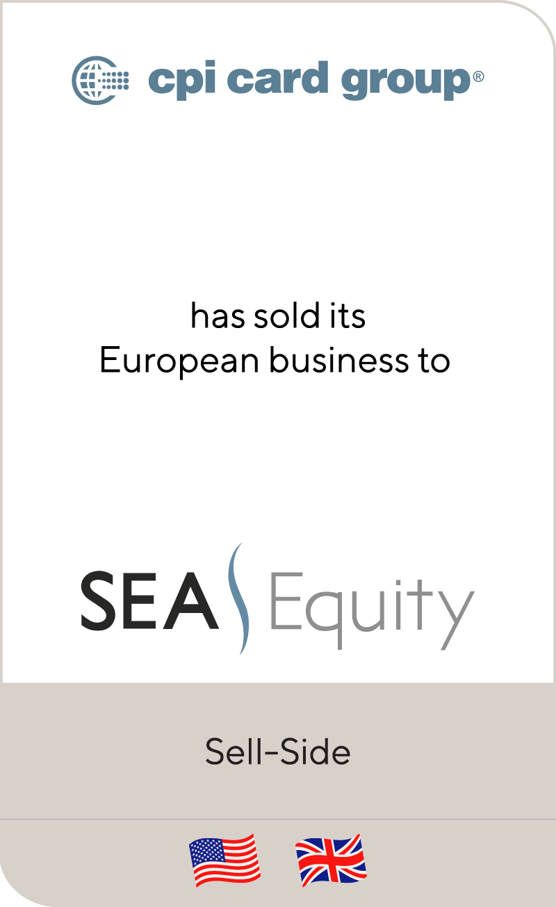 CPI Card Group Sea Equity 2018