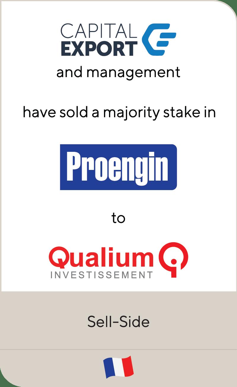 Capital Export Proengin Qualium 2020