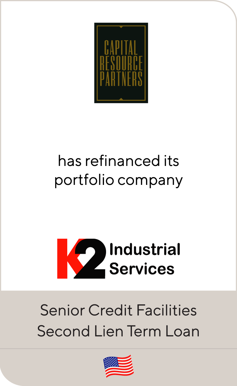 Capital Resource Partners K2 Industrial Services, Inc 2010