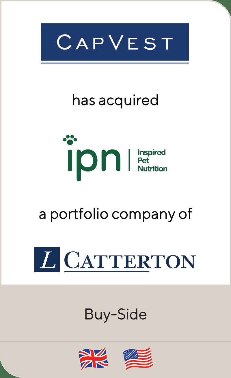 Capvest IPN Inspired Pet Nutrition LCatterton 2020