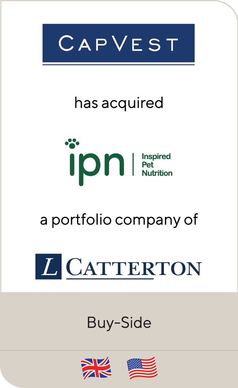 Capvest IPN Inspired Pet Nutrition LCatterton 2020