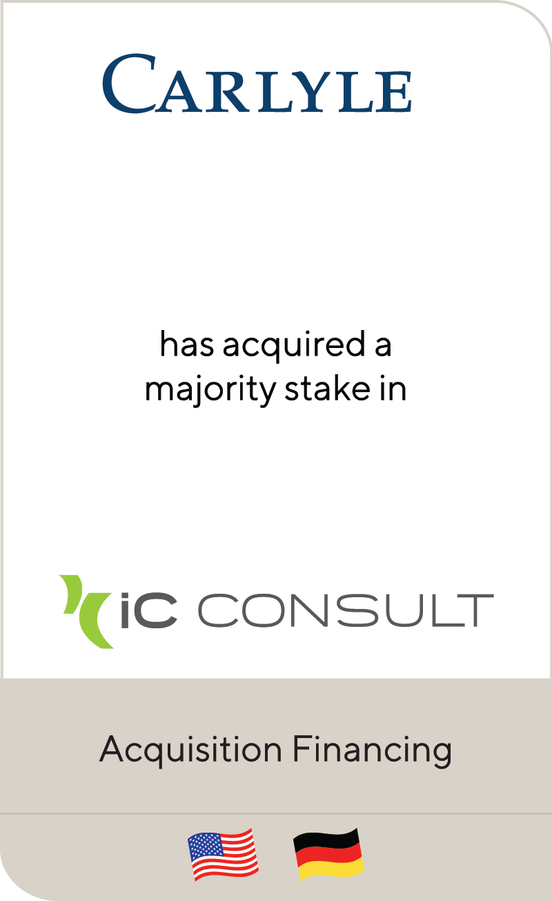 Carlyle IC Consult 2020