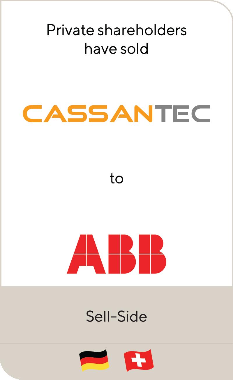 Cassantec ABB 2019