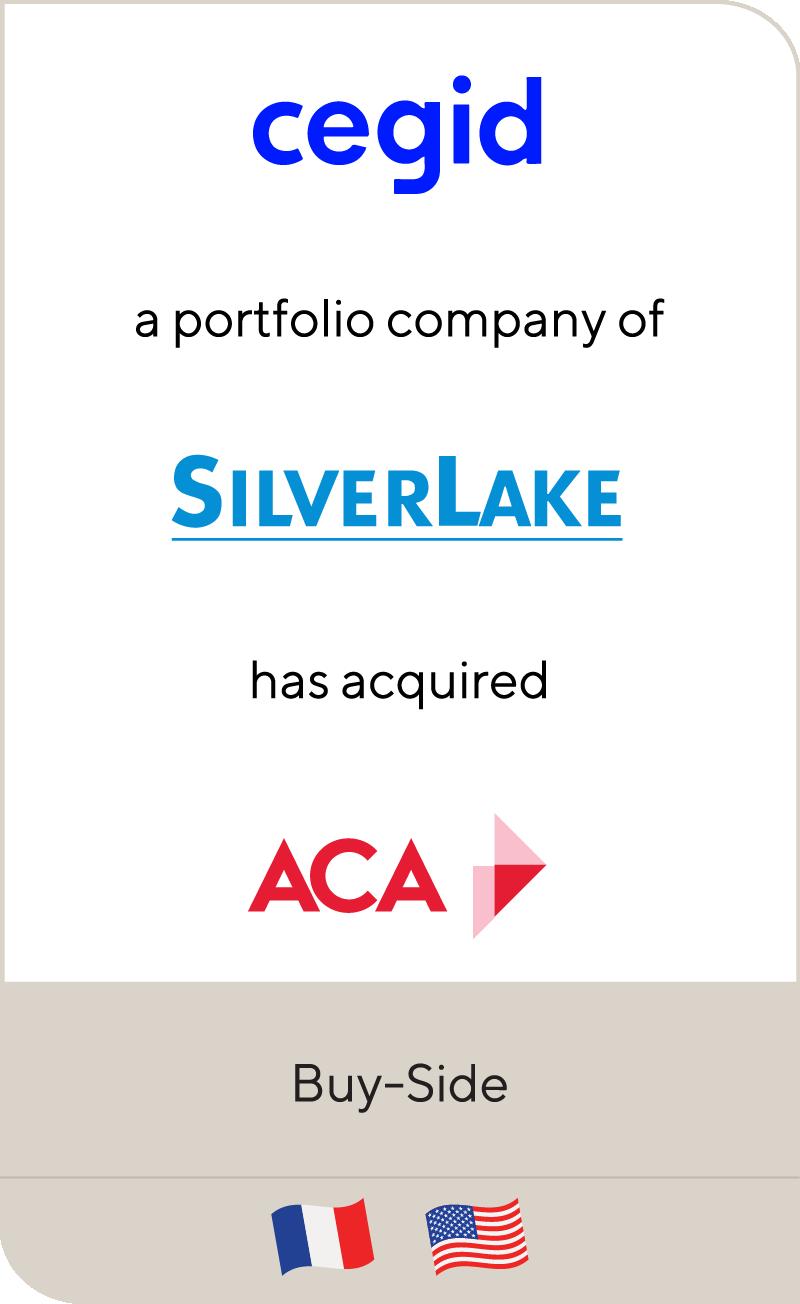 Cegid Silver Lake ACA 2021