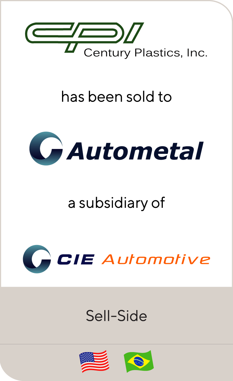 Century Plastics, Inc Autometal CIE Automotive 2013