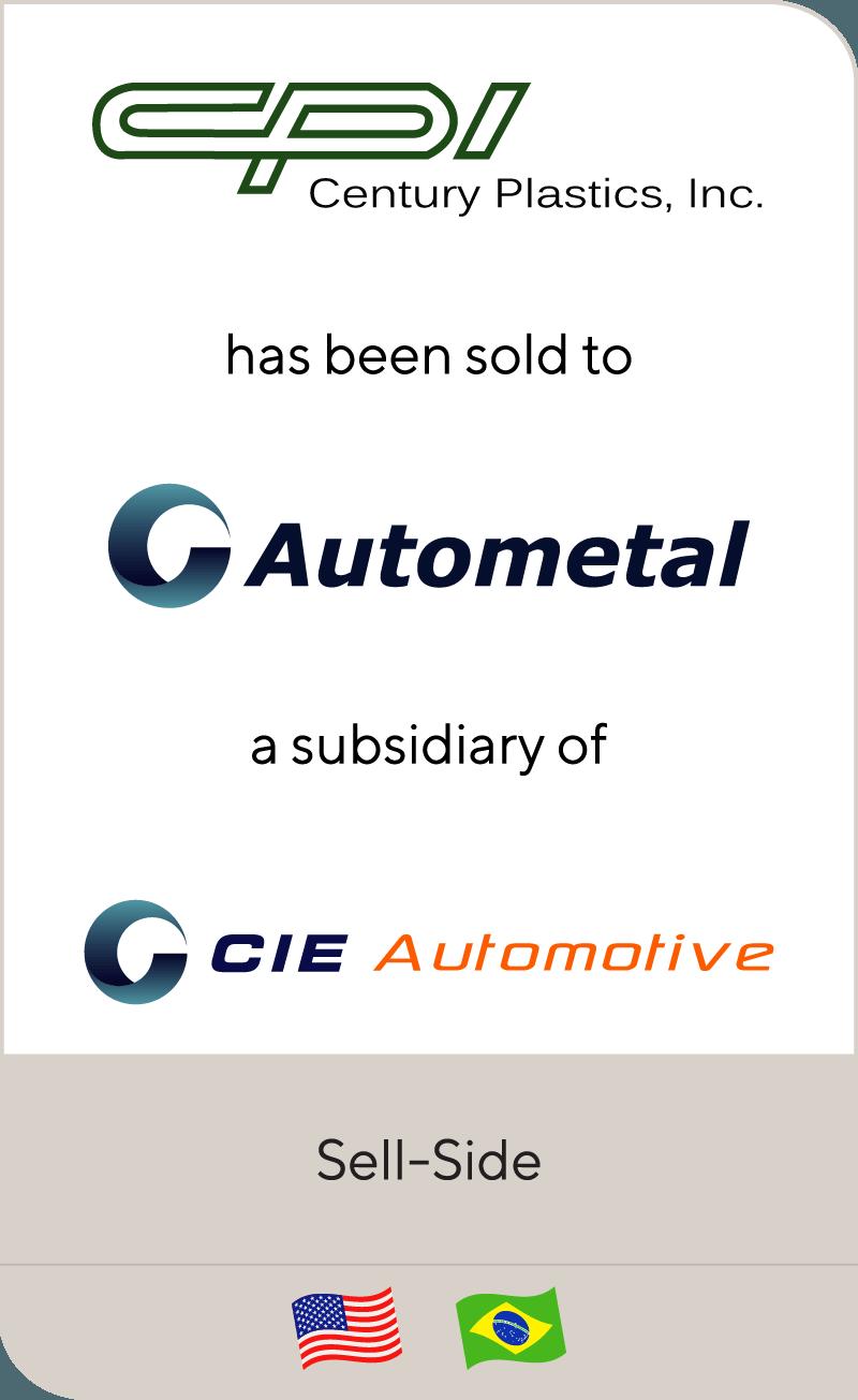 Century Plastics, Inc Autometal CIE Automotive 2013