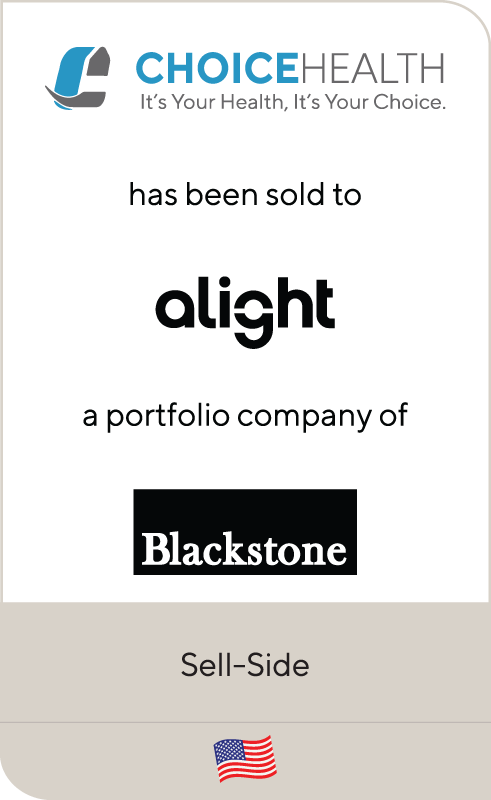 ChoiceHealth Alight Blackstone 2020