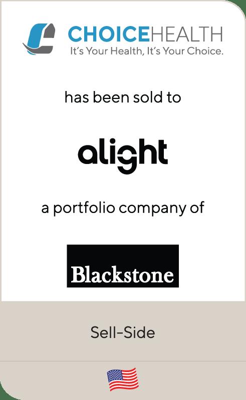 ChoiceHealth Alight Blackstone 2020