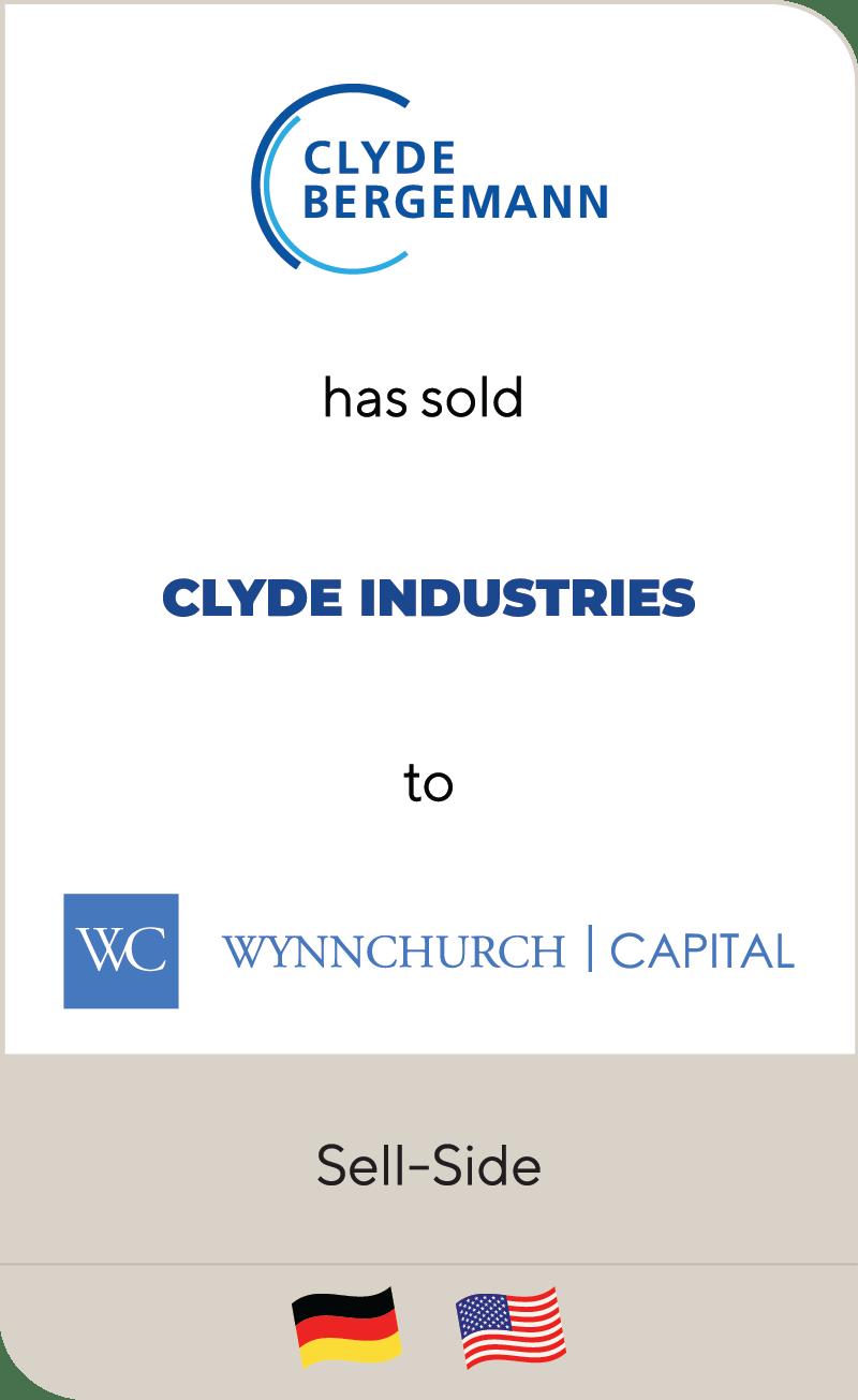 Clyde Bergemann Power Group Wynnchurch Capital 2019