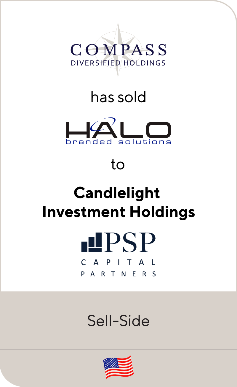 Compass Halo Candlelight Investment Holdings PSP Capital Partners 2012