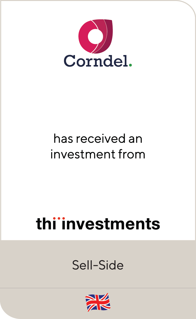 Corndel THI Investments 2020