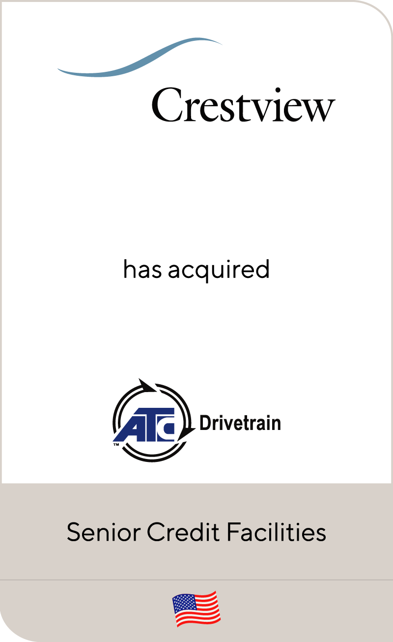 Crestview Partners has acquired ATCDT Corp.