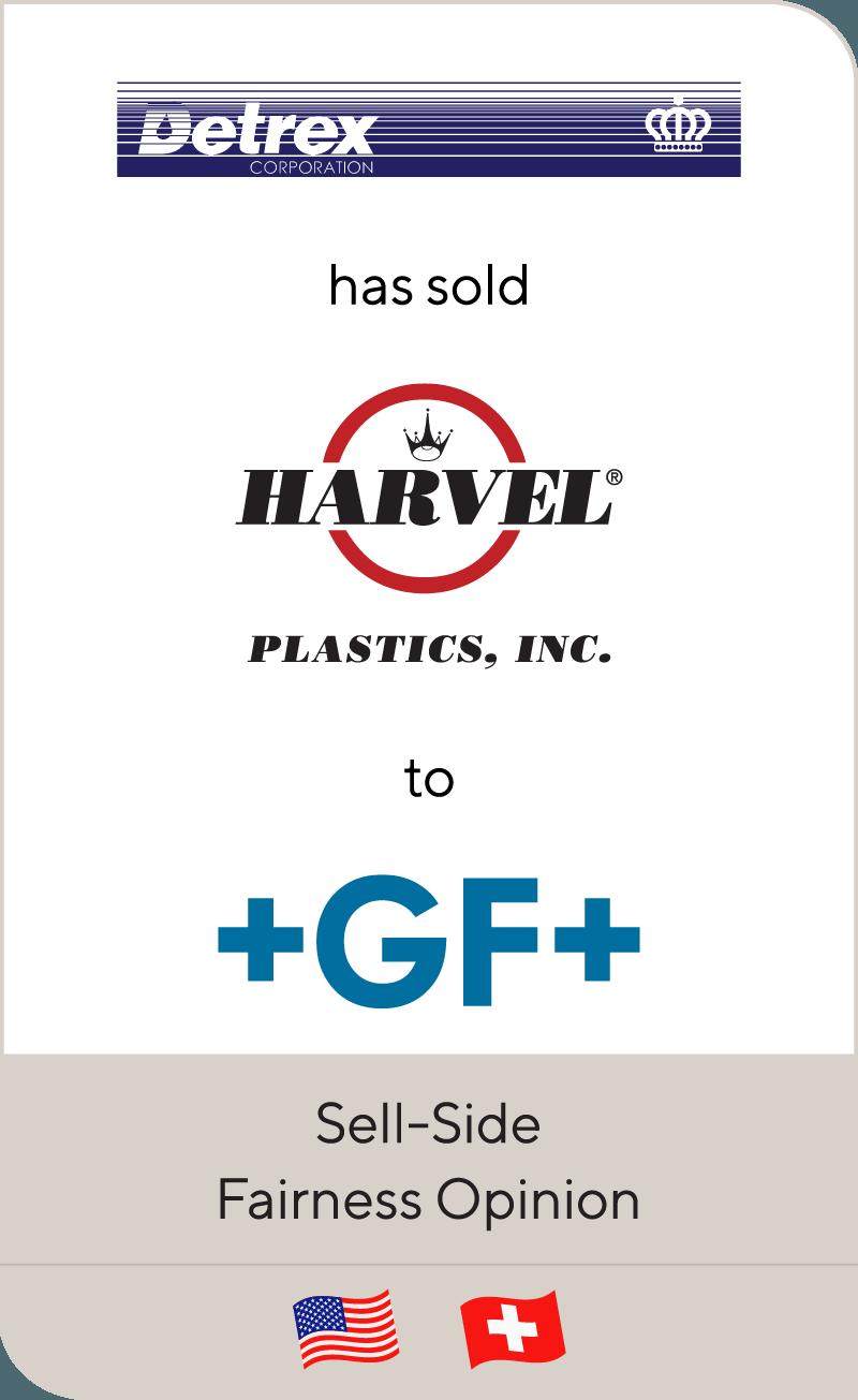 Detrex Harvel Plastics GF 2012