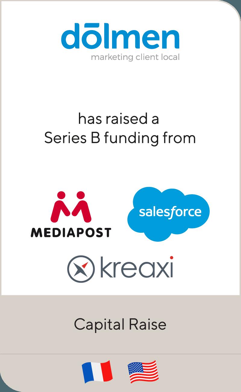 Dolmen Mediapost Salesforce Kreaxi 2019