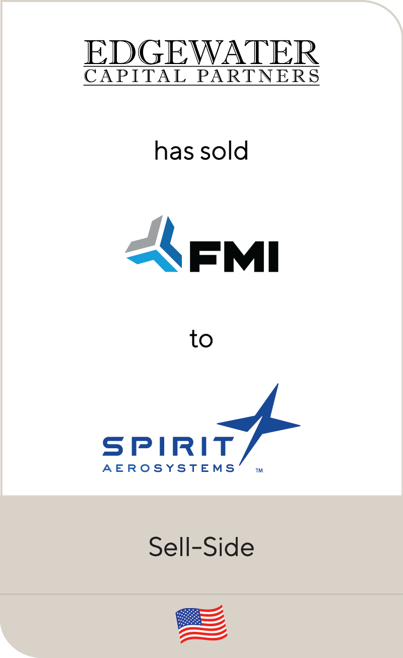 Edgewater FMI Spirit Aerosystem 2020