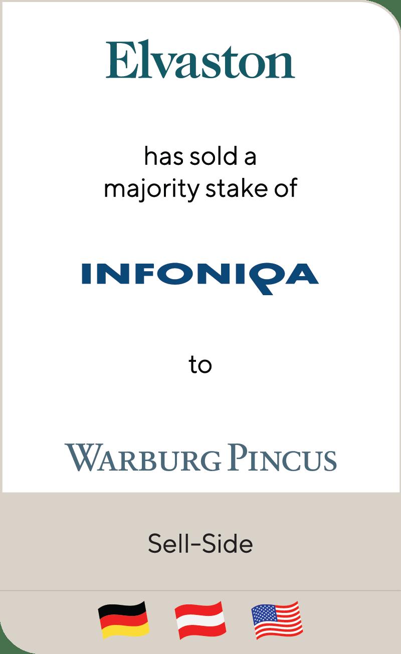 Elvaston Infoniqa Warburg Pincus 2020