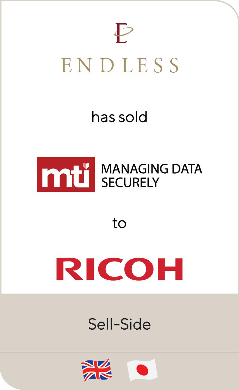 Endless LLP MTI Managing Data Securely Richco 2020