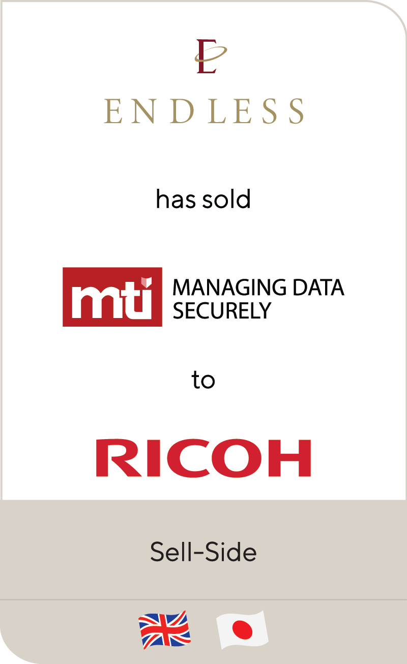 Endless LLP MTI Managing Data Securely Richco 2020