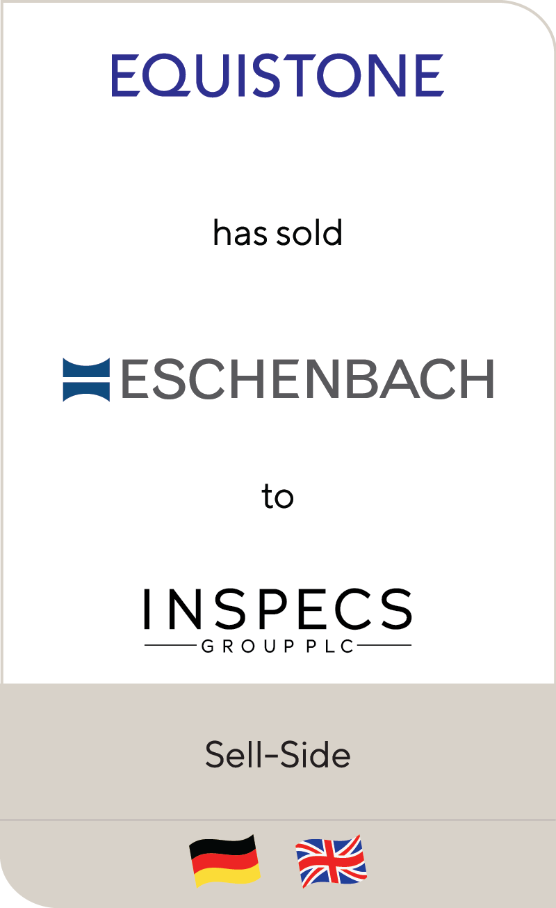 Equistone_Eschenbach_Inspecs Group PLC