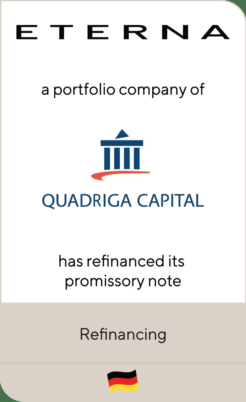 Eterna Quadriga Capital 2020