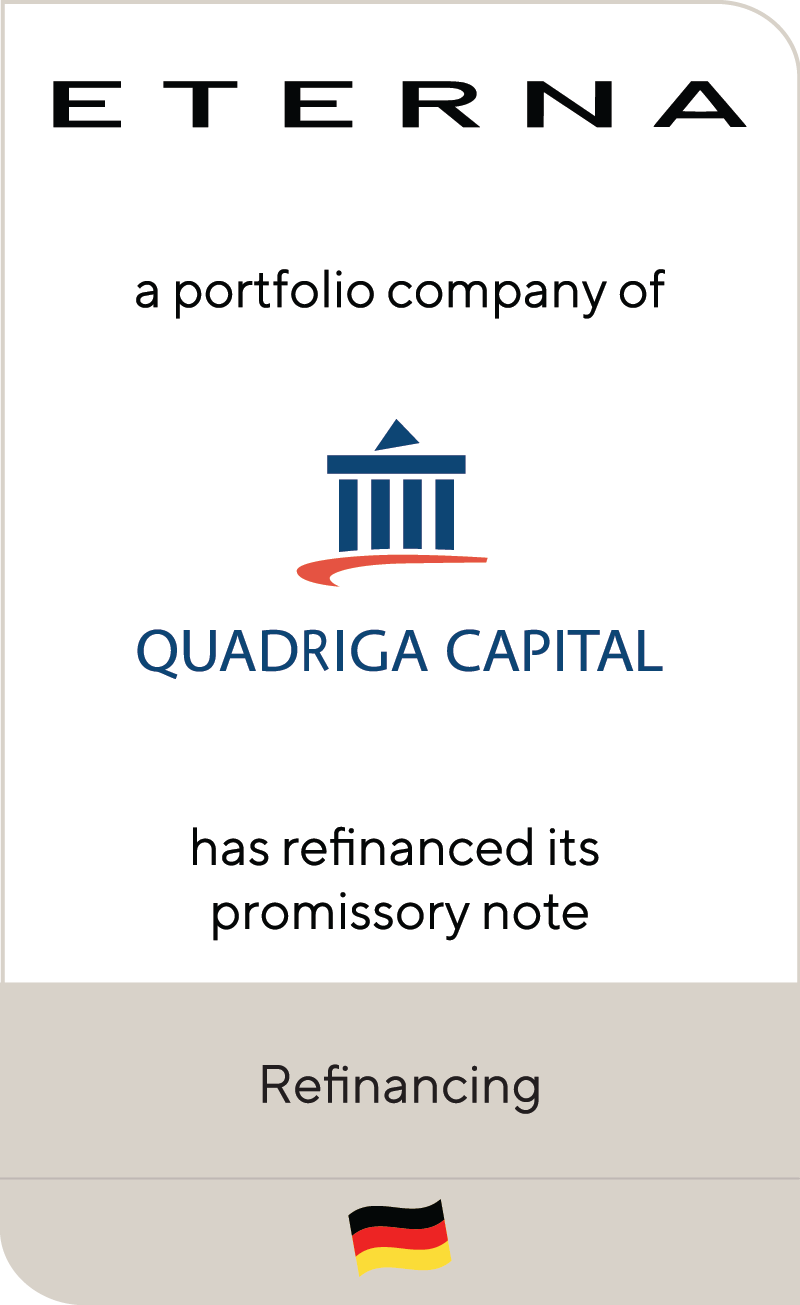 Eterna Quadriga Capital 2020