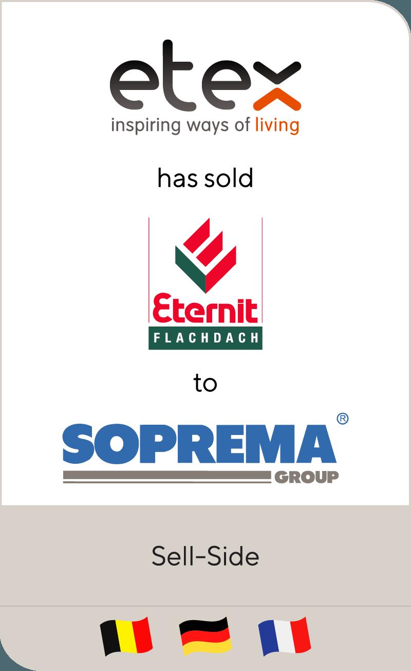 etex has sold eternit flachdach to soprema lincoln